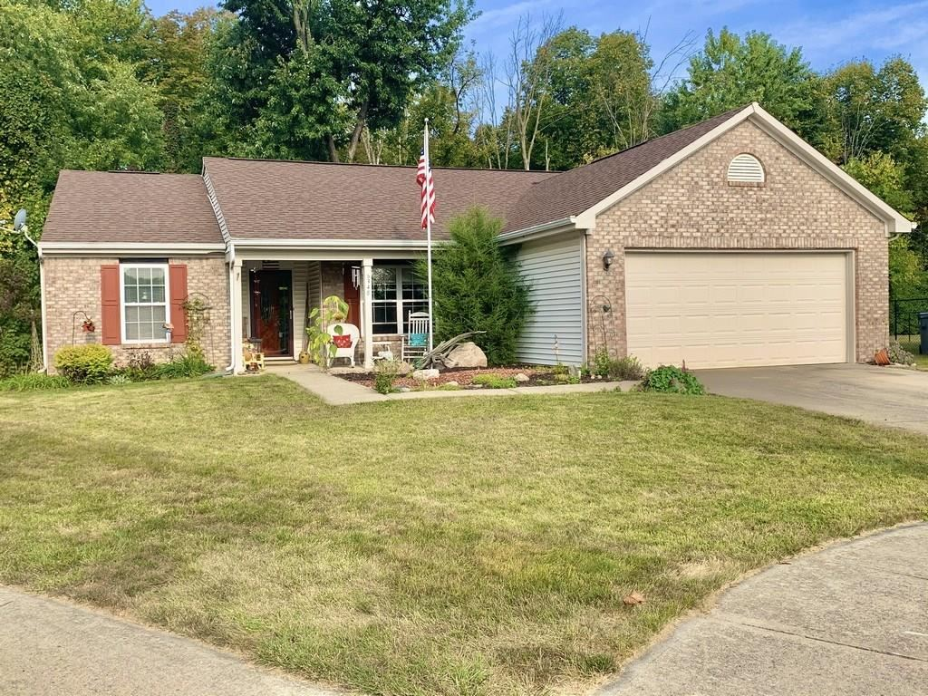 Photo of 6348 Birds Eye Drive, Indianapolis, IN 46203 (MLS # 21740890)