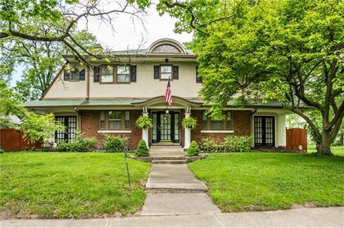Photo of 3128 East Fall Creek Parkway North Drive, Indianapolis, IN 46205 (MLS # 21714891)