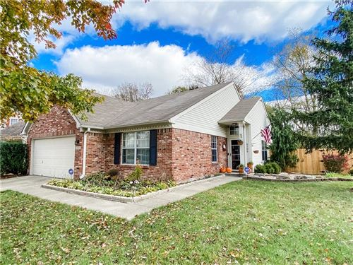 Photo of 5105 Hawks Crescent Court, Indianapolis, IN 46254 (MLS # 21749891)