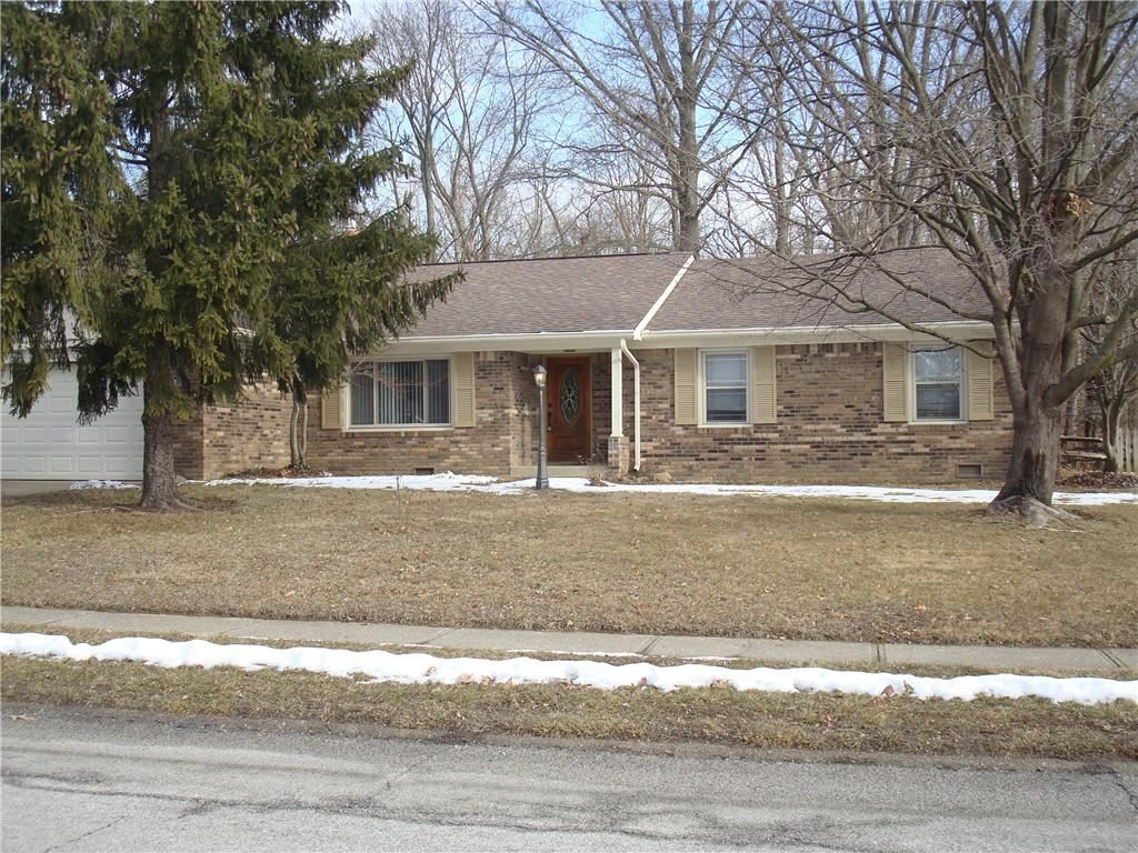 8344 Chapel Glen Drive, Indianapolis, IN 46234 - #: 21764891