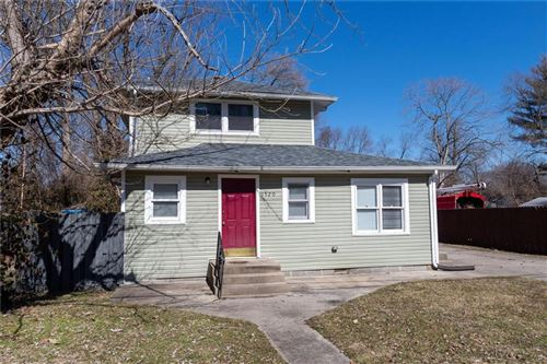 Photo of 1520 East 72nd Street, Indianapolis, IN 46240 (MLS # 21749892)