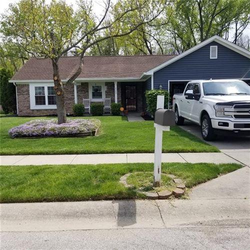 Photo of 4307 Ansar Lane, Indianapolis, IN 46254 (MLS # 21784892)