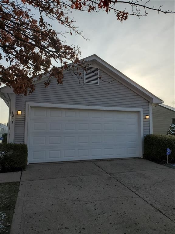 4037 West EAGLE COVE Drive, Indianapolis, IN 46254 - #: 21757892
