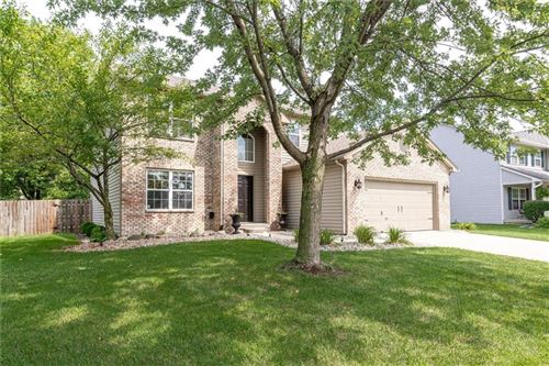 Photo of 11444 Falling Water Way, Fishers, IN 46037 (MLS # 21728893)