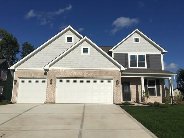 4754 Harris Place, Greenfield, IN 46143 - #: 21634893
