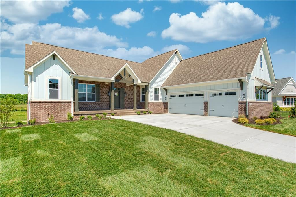 18484 Lakes End Court, Westfield, IN 46074 - #: 21715893