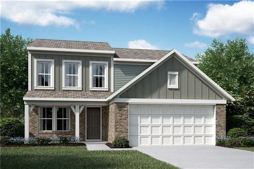 Photo of 5493 West Woodhaven Drive, McCordsville, IN 46055 (MLS # 21719894)