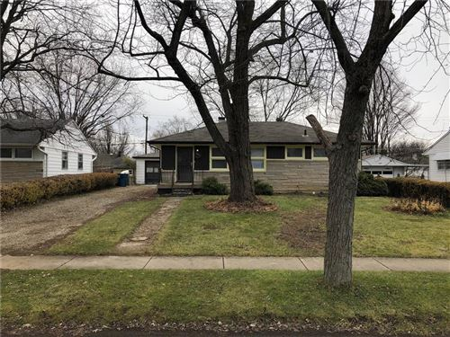Photo of 7843 E 49th Street, Lawrence, IN 46226 (MLS # 21793894)