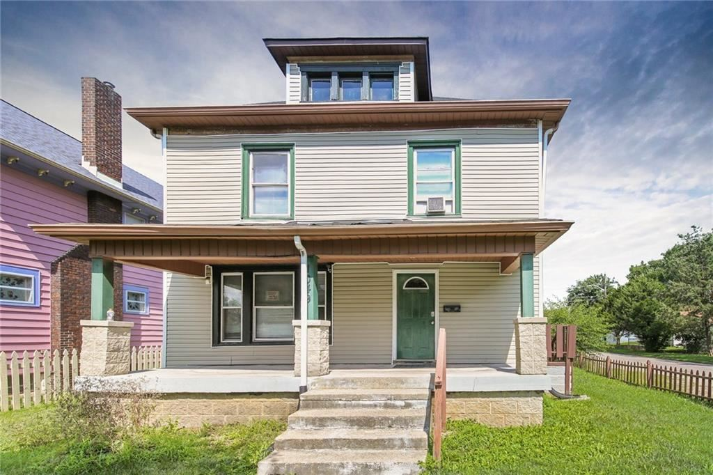 1049 South Reisner Street, Indianapolis, IN 46221 - #: 21727895