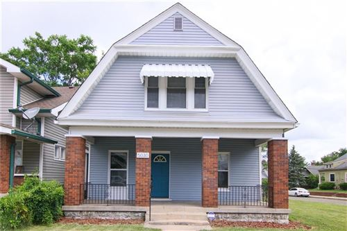 Photo of 5030 East New York Street, Indianapolis, IN 46201 (MLS # 21716897)