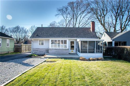 Photo of 1938 North Emerson Avenue, Indianapolis, IN 46218 (MLS # 21762897)