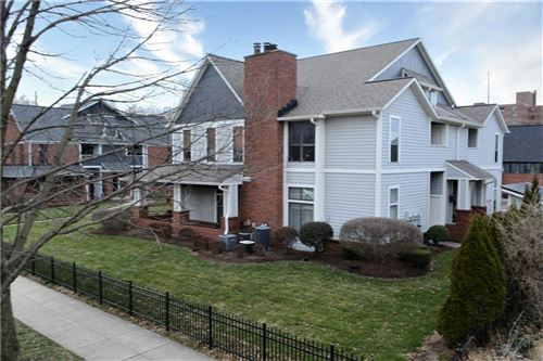 Photo of 1322 North Alabama Street #H, Indianapolis, IN 46202 (MLS # 21760898)