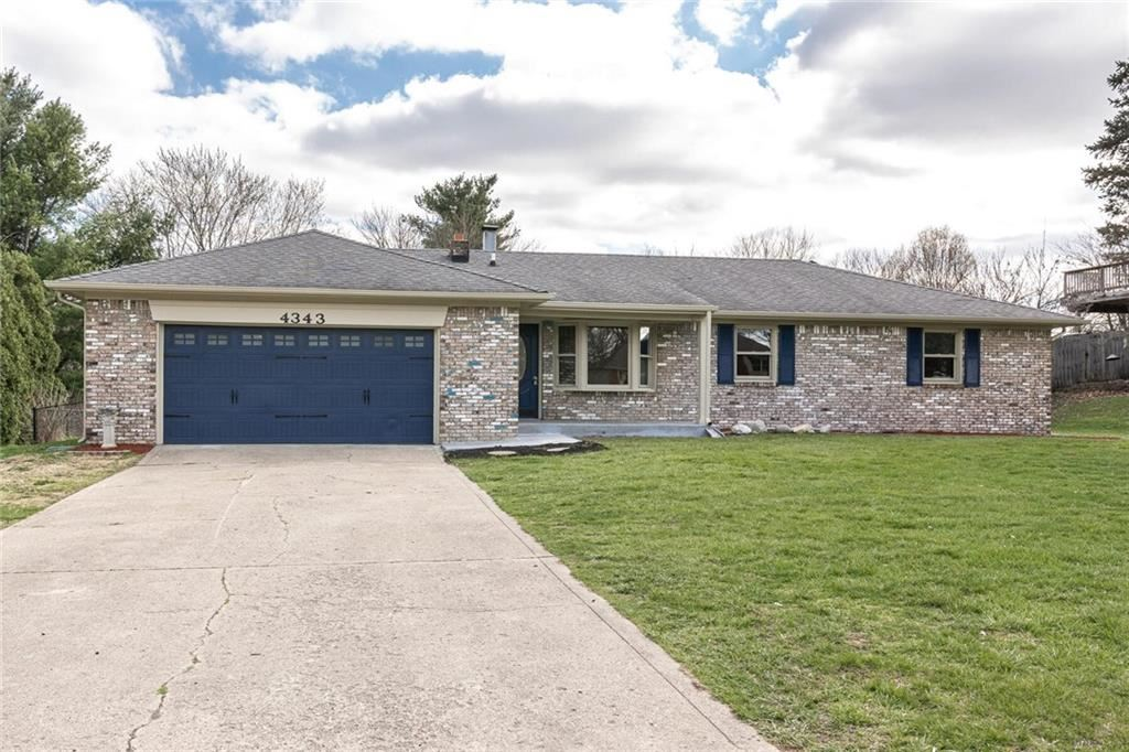 4343 West FAIRVIEW Road, Greenwood, IN 46142 - #: 21762898
