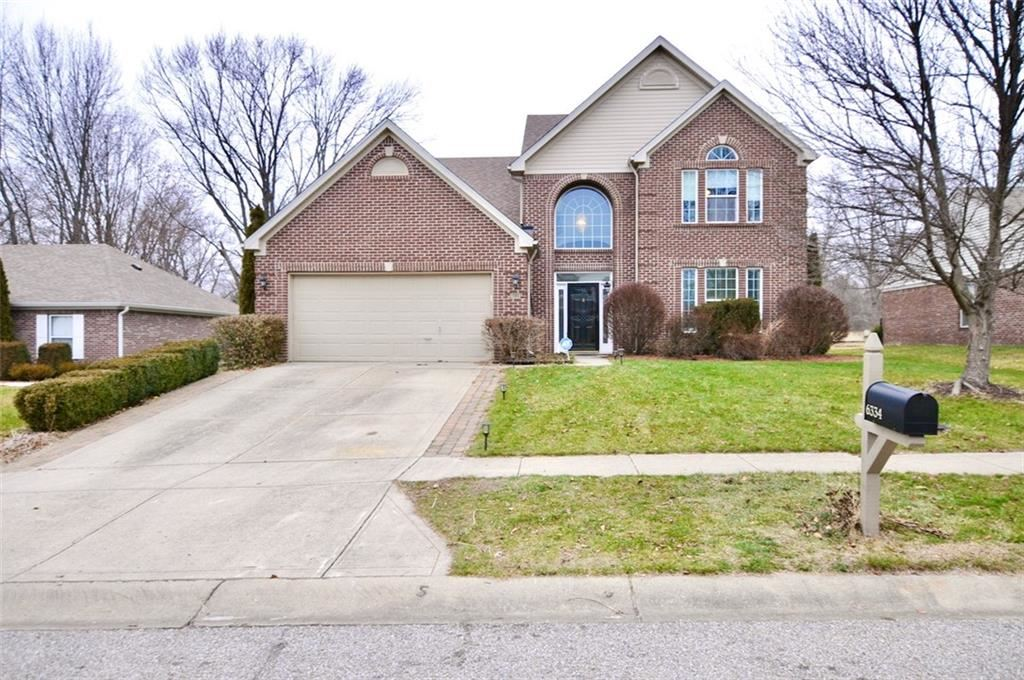 6334 Falcon Pointe Lane, Indianapolis, IN 46237 - #: 21759899