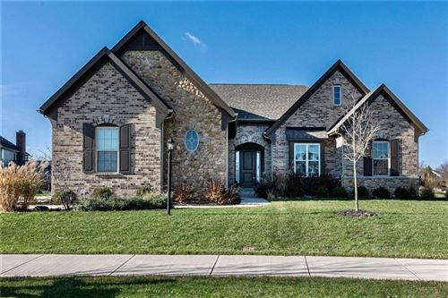 Photo of 13934 Amber Meadow W Drive, Fishers, IN 46038 (MLS # 21752900)