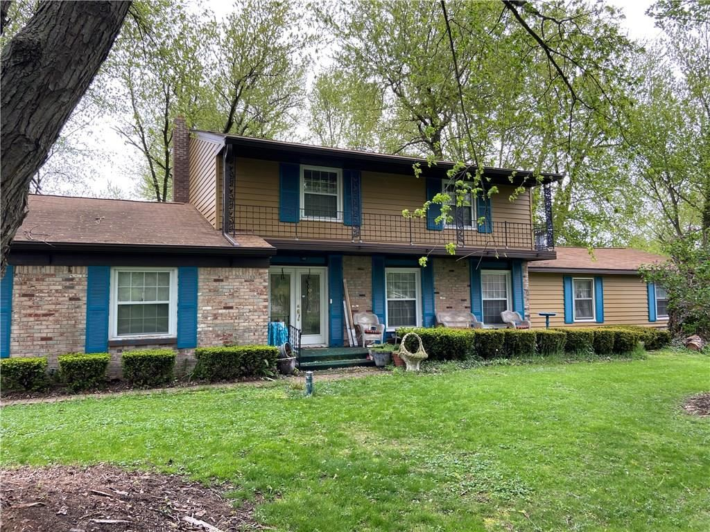 32 East Maple Drive, Franklin, IN 46131 - #: 21714900