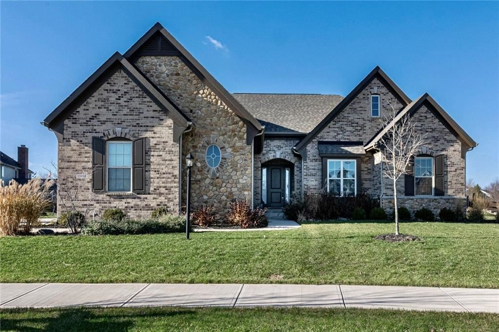 13934 Amber Meadow W Drive, Fishers, IN 46038 - #: 21752900