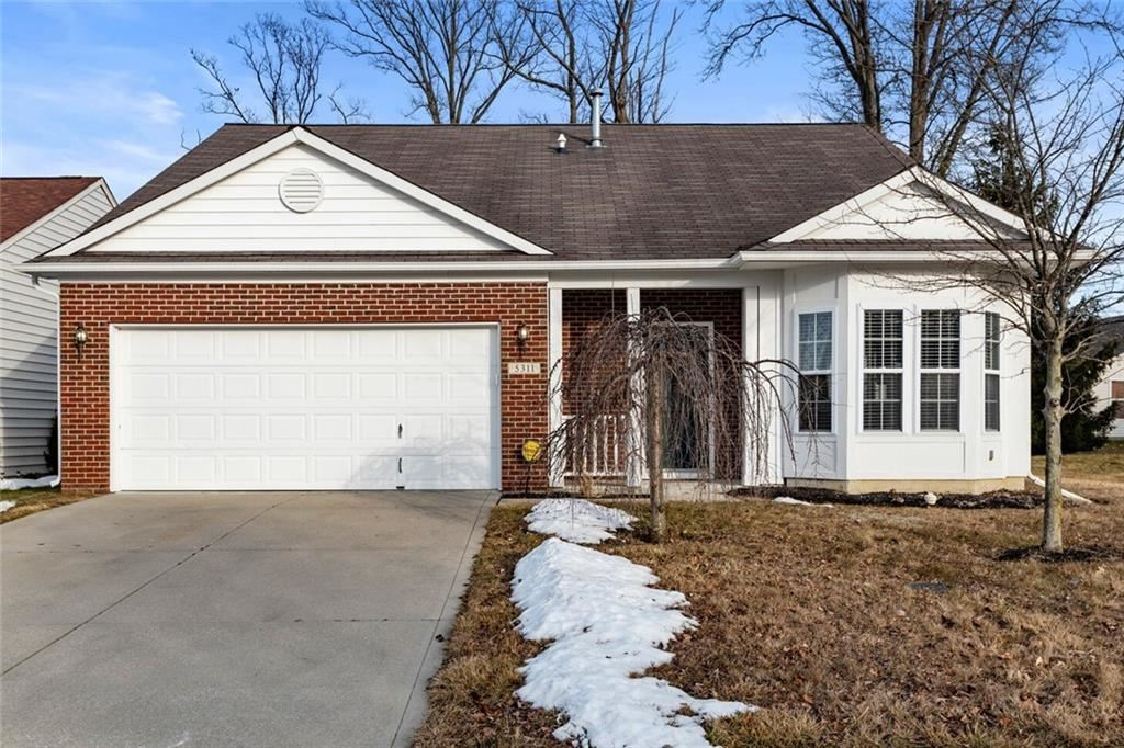 5311 BRASSIE Drive, Indianapolis, IN 46235 - #: 21767900