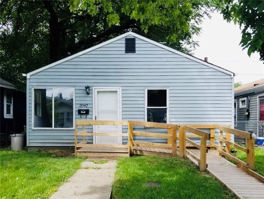2040 South Laurel Street, Indianapolis, IN 46203 - #: 21690901