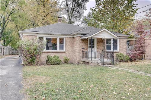 Photo of 2210 East 58th Street, Indianapolis, IN 46220 (MLS # 21746902)