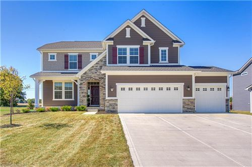 Photo of 4126 KEIGHLEY Court, Zionsville, IN 46077 (MLS # 21739903)