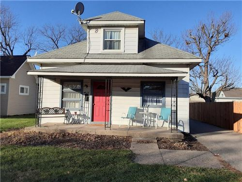 Photo of 4628 Waddy Street, Indianapolis, IN 46226 (MLS # 21755903)