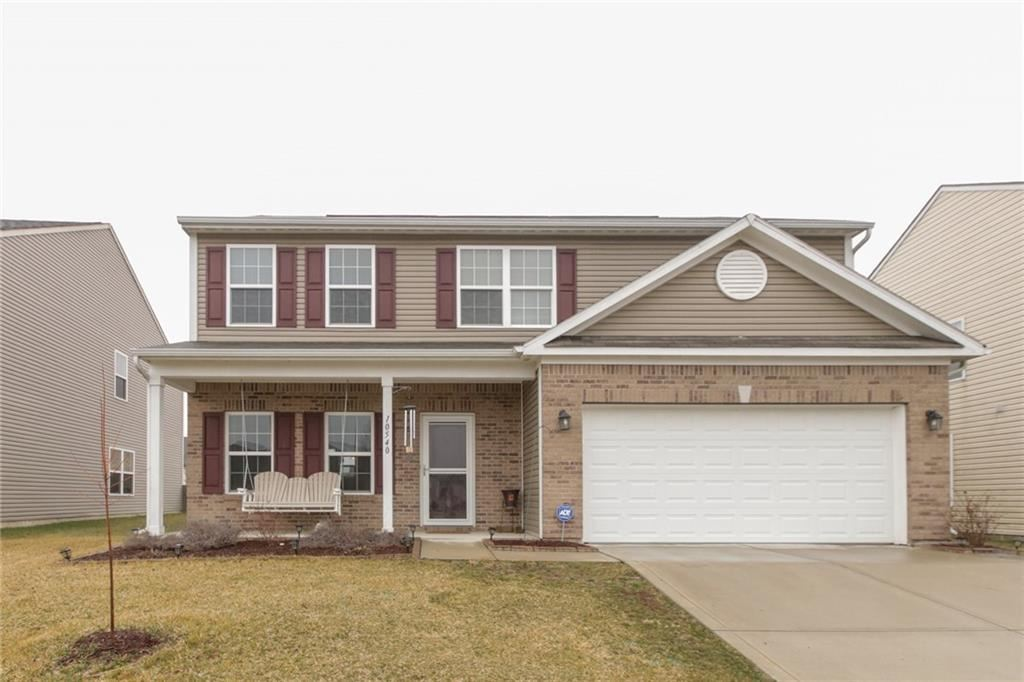 10540 Hunters Crossing Boulevard, Indianapolis, IN 46239 - #: 21699903