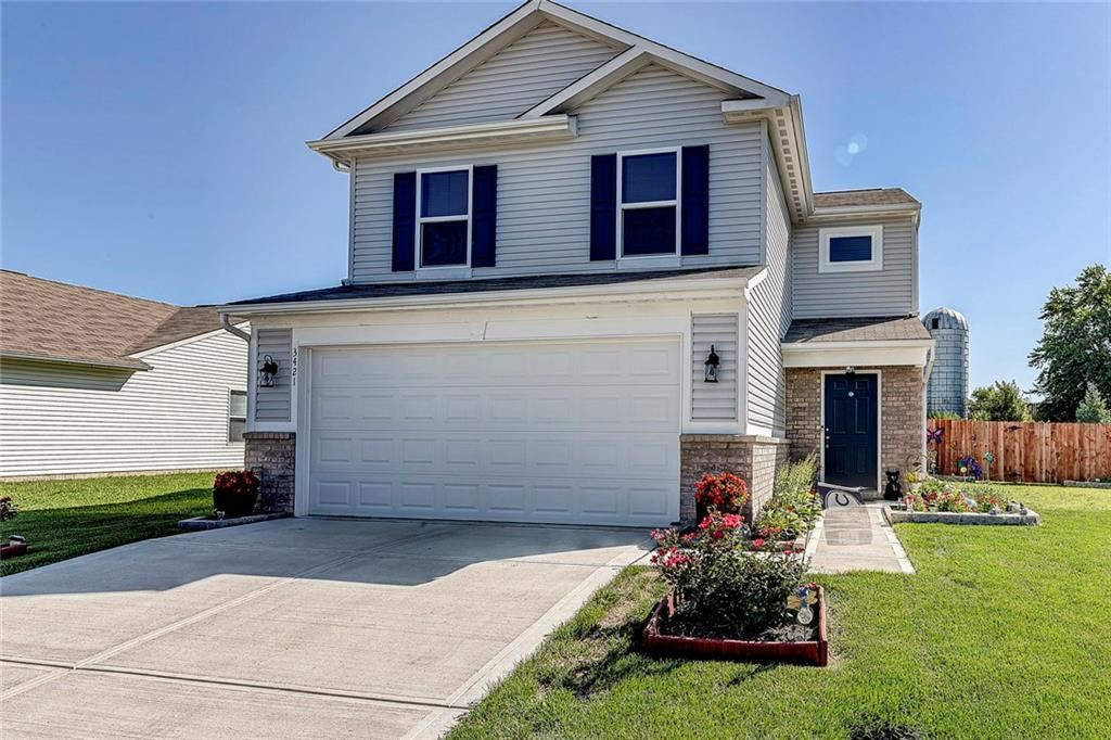 3421 Black Forest Lane, Indianapolis, IN 46239 - #: 21664904