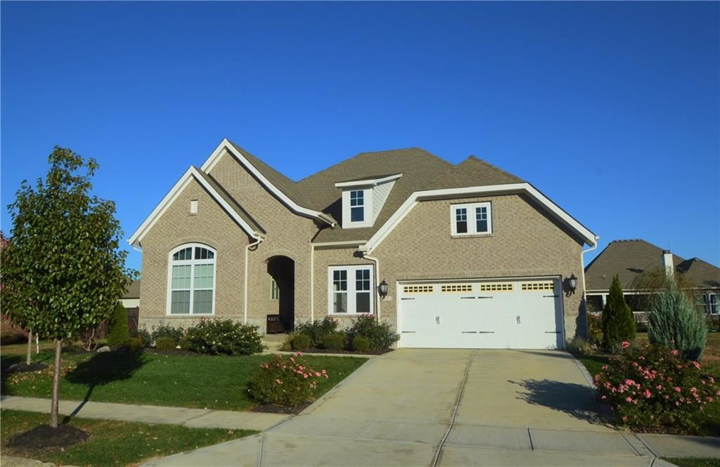 6615 FLOWSTONE Way, Indianapolis, IN 46237 - #: 21678904