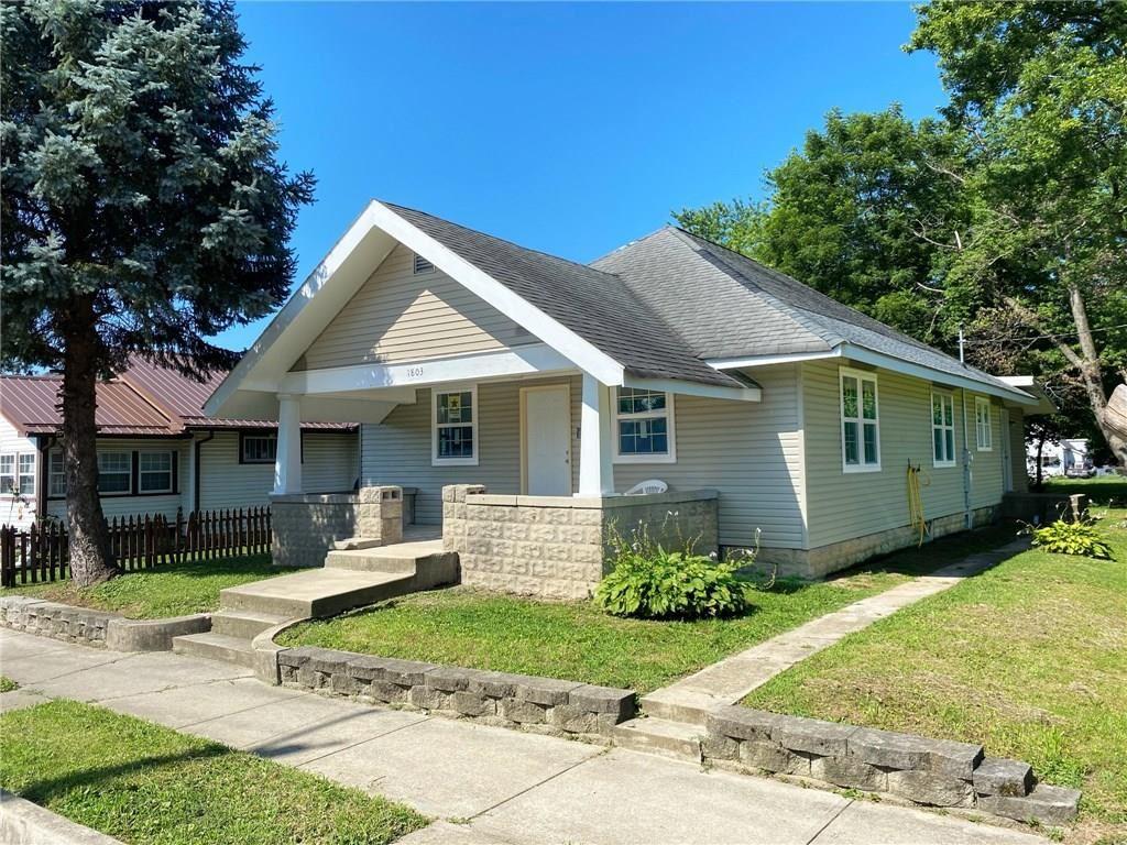 1803 Jefferson Street, Anderson, IN 46016 - MLS#: 21725904