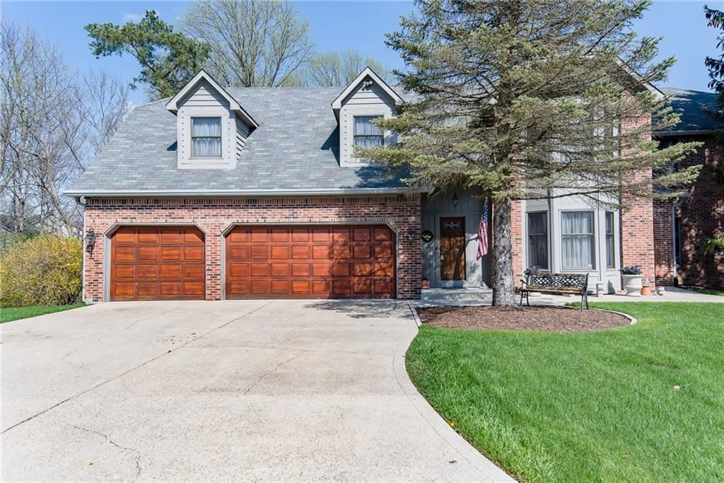 9115 Promontory Road, Indianapolis, IN 46236 - #: 21705905
