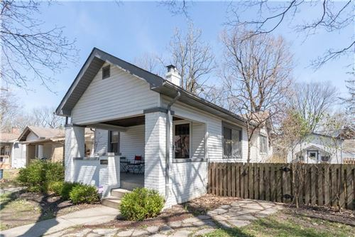 Photo of 6039 Guilford Avenue, Indianapolis, IN 46220 (MLS # 21702906)