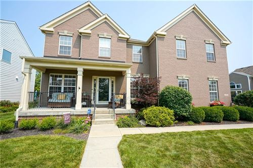 Photo of 12863 Walbeck Drive, Fishers, IN 46037 (MLS # 21800906)