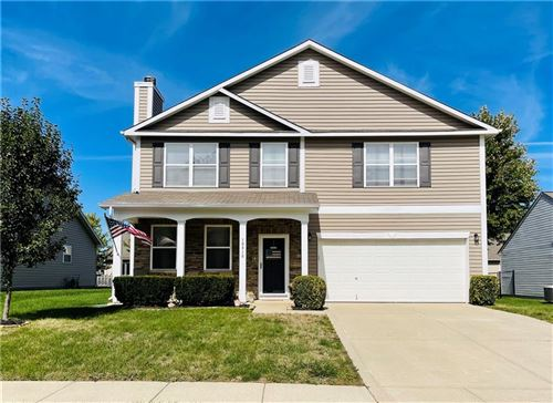 Photo of 10810 Running Brook Road, Indianapolis, IN 46234 (MLS # 21815906)
