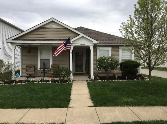 Photo of 12663 Justice Crossing, Fishers, IN 46037 (MLS # 21686906)