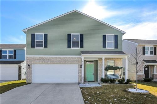 Photo of 8127 Fisher Bend Drive, Indianapolis, IN 46239 (MLS # 21762907)