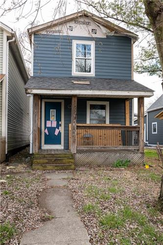 Photo of 1517 Ringgold Avenue, Indianapolis, IN 46203 (MLS # 21775907)