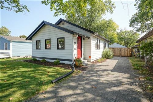 Photo of 4905 Hillside Avenue, Indianapolis, IN 46205 (MLS # 21742908)