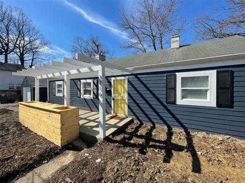 Photo of 3716 North Drexel Avenue, Indianapolis, IN 46218 (MLS # 21769908)