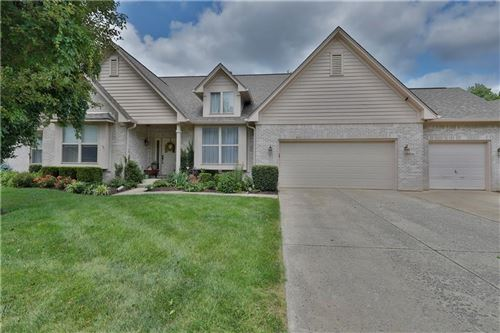 Photo of 10436 E HERMOSA Drive, Lawrence, IN 46236 (MLS # 21820908)