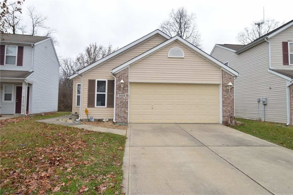2828 West 75th Street, Indianapolis, IN 46268 - #: 21684908