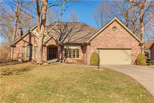 Photo of 7514 RUNNINGBROOK Court, Indianapolis, IN 46254 (MLS # 21696910)