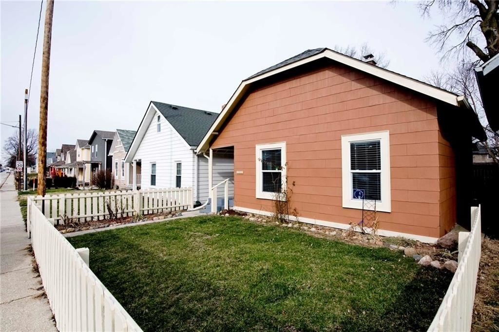 836 Lincoln Street, Indianapolis, IN 46203 - #: 21690910