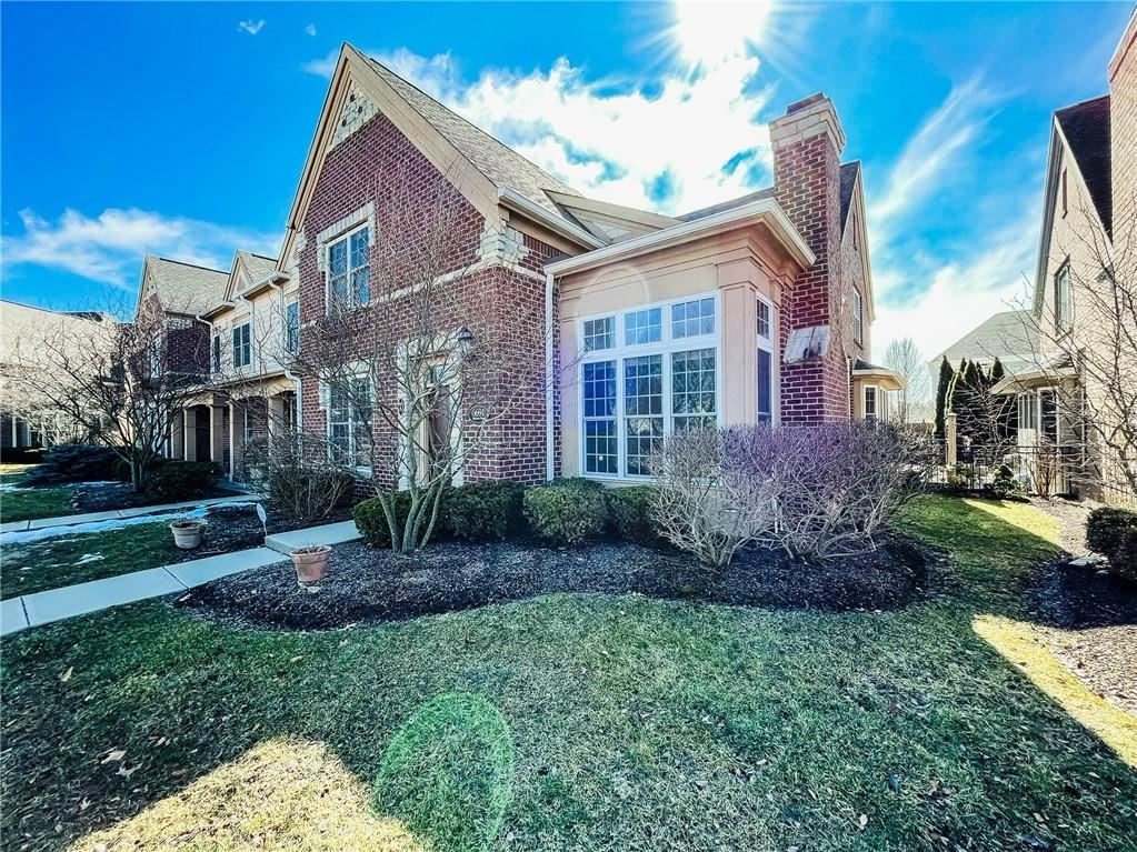 6691 Beekman Place #Townhome A, Zionsville, IN 46077 - #: 21768910
