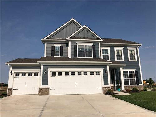Photo of 9875 Gallop Lane, Fishers, IN 46040 (MLS # 21684911)