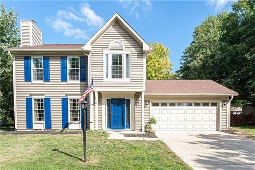 Photo of 7696 Madden Lane, Fishers, IN 46038 (MLS # 21813911)