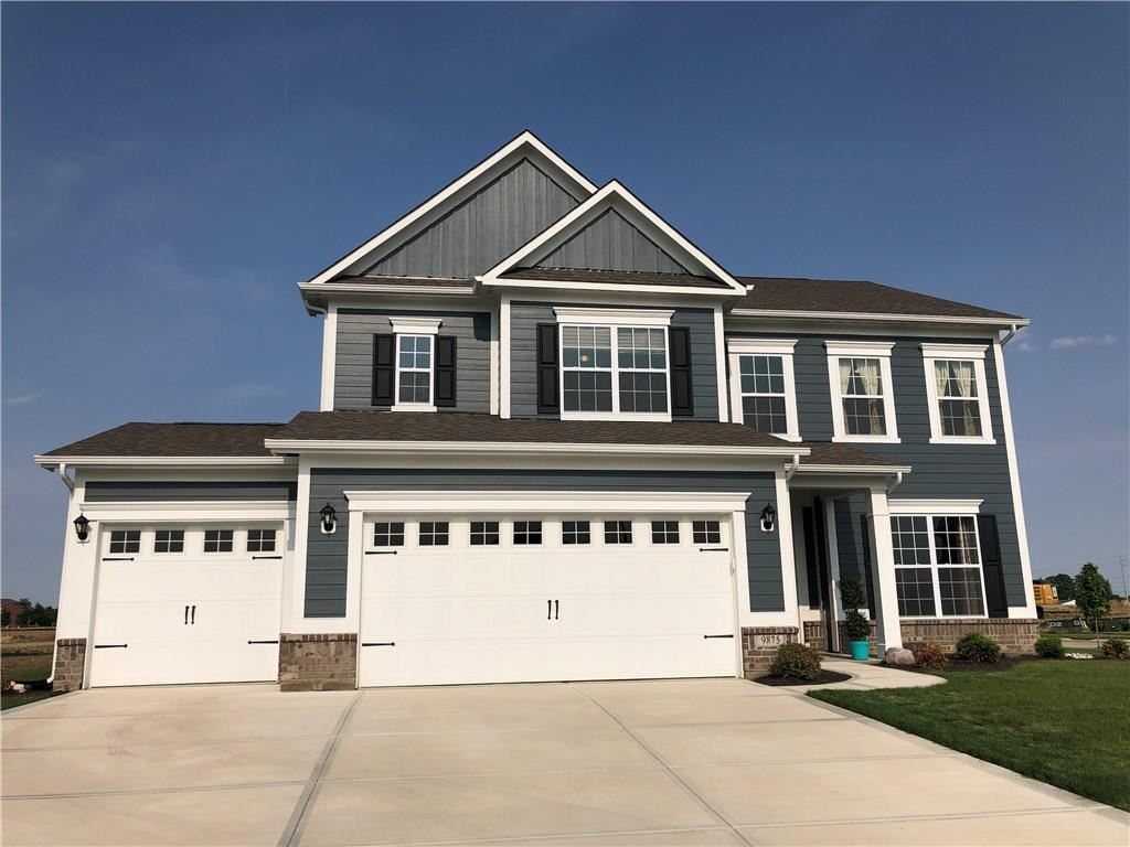 9875 Gallop Lane, Fishers, IN 46040 - #: 21684911