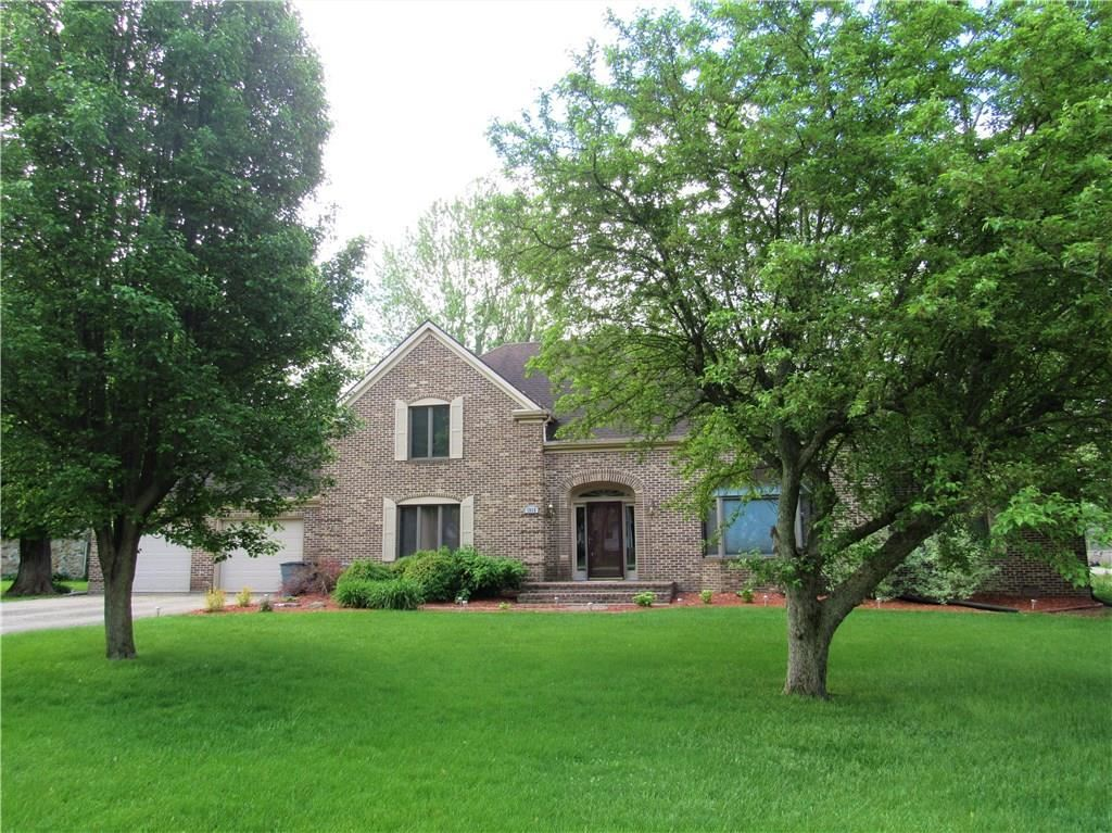1333 West Country Club Road, Crawfordsville, IN 47933 - #: 21710911