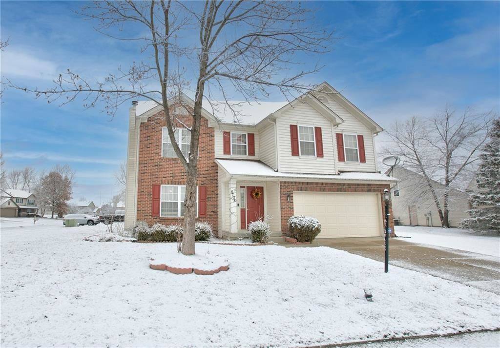 8738 Gargany Lane, Indianapolis, IN 46234 - #: 21760911