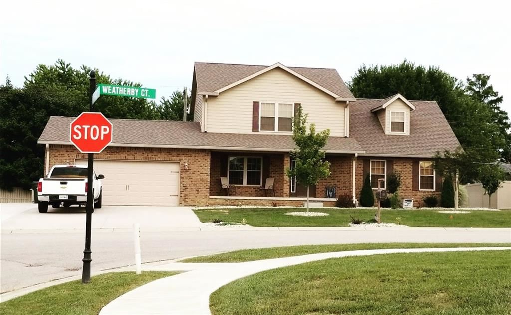 706 South Weatherby Court, Greensburg, IN 47240 - #: 21760912